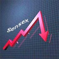 Sensex snaps 3-day winning streak; NTPC down 11%, TCS up 4%