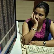 Sensex, Nifty in green; HCL Tech & Wipro up, TCS falls 1%