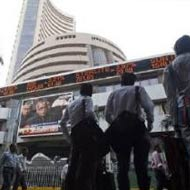 Sensex dips 70 pts; Europe opens lower, rupee falls further