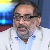 Forget 8-9% GDP growth in foreseeable future: Haseeb Drabu