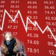 Sensex below 21000, Nifty breaks 6250; auto, banks dive