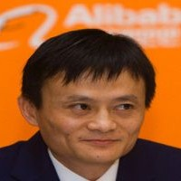 Alibaba shares open at $92.70 on NYSE; biggest IPO ever