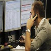 Mkt gives up gains to end nearly flat; property stocks rise