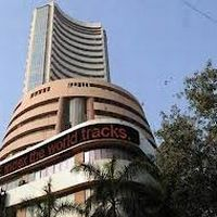 Sensex, Nifty firm ahead of IIP data; ITC up 3%, SBI weak