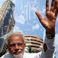 Sensex scores triple century on govt reforms; ONGC up 5%