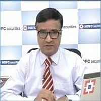 Nifty to move much beyond 8000 in Sept series: HDFC Sec