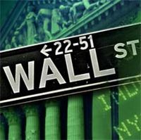 Wall Street ends little changed after mixed data batch