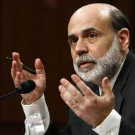 Bernanke points to reduced Fed bond buying this year