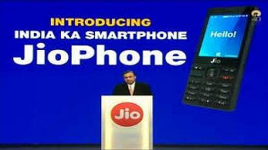 Will JioPhone further disrupt the telecom space?
